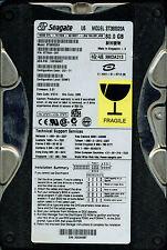 SEAGATE IDE 80GB  ST380020A,   9T7004-301, 3.31,   AMK