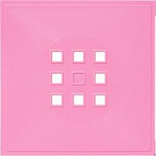 4er SET PORTA INSERTO IKEA scaffale EXPEDIT KALLAX scomparto INSERTO Flexi cubi in rosa