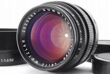 【B V.Good】 Leica SUMMILUX-M 50mm f/1.4 Lens 2nd Ver Germany w/Hood JAPAN R3447