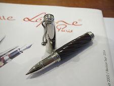 Jean-Pierre Lepine Indigo IN75RS metal cap cocobolo-twist barrel Roller pen MIB