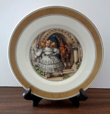 1975 Royal Copenhagen Hans Christian Andersen Plate - The Red Shoes