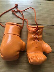 Mini Boxing Gloves Black Blue Florescent Green Green Orange Pink Purple Red Whit