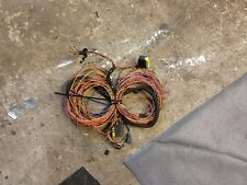 BMW e60 e61 wiring loom to comfort seat or full electric seats M5 seats