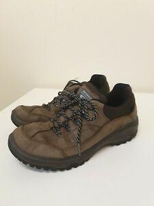 Scarpa Cyrus Goretex Men's Brown Walking Hiking Shoes size UK 8 EU 42 good condi