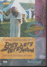Burg Herzberg Traditional Hippie Convention 2006 DVD NEU Götz Widmann Berimbrown