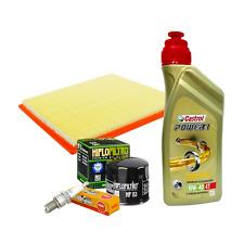 Kit tagliando Castrol 10W40 filtro olio aria candele Monster S2R 620 695 800