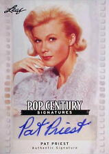 Leaf Pop Century 2011 Marilyn Munster Pat Priest Signed Autographed Card