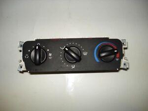 FORD TRANSIT MK7 2006-2014 HEATER CONTROLS, no aircon version