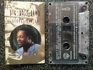 GEORGE BENSON - BIG BOSS BAND feat. THE COUNT BASIE ORCHESTRA CASSETTE TAPE