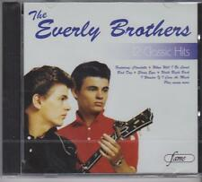 THE EVERLY BROTHERS - 12 CLASSIC HITS - LIVE - CD - NEW -