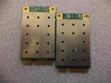 Atheros AR5BXB63 Aspire One ZG5 T60H976.11 802.11bg Wireless PCIe Card Lot of 2