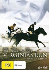 Virginia's Run (DVD, 2007)