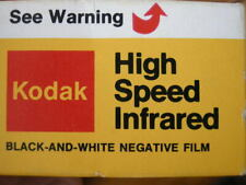 N°3 Film Kodak High Speed Infrared Black&White Film HIE 135-20 Exp May 1975