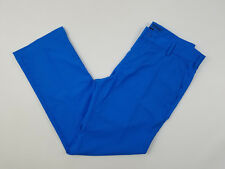 Nike Tour Performance Slim Fit Men's Golf Pants Size 36 X 32 Blue Dry Stay Cool