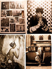 MODE/PHOTOGRAPHIE/CECIL BEATON/1920-1970/GARNER-MELLOR/ED HAZAN/2002