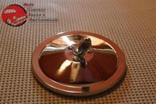 Chevy Dodge Ford Pickup Truck Round Chrome Outside Outer Mirror Head Hot Rat Rod