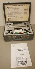 (F101691) Philco 9200 Tube Tester - Vintage