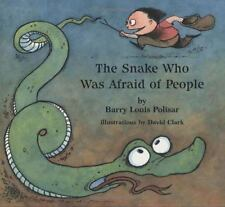 The Snake Who Was Afraid of People Rainbow Morning Music Picture Books