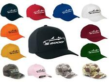 Honda S2000 Sports Car Classic Color Outline Design Hat Cap NEW