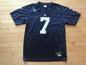 Notre Dame Adidas Jersey #7 Youth Boys XL Sz Boys Joe Theismann  Fightin Irish