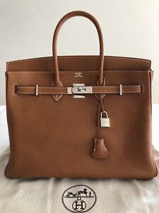 Authentic Hermes Birkin Bag NEW