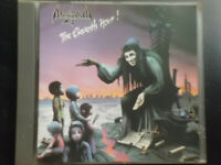 MAGNUM  -    THE  ELEVENTH  HOUR  , CD  1991 / 1983 , HEAVY   METAL , HARD ROCK