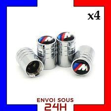 4x Bouchons de valve BMW Motorsport M TEC voiture moto cadeau F30 X1 X3 X5 M3 M5