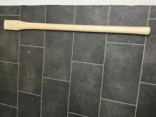 """Double Bit Axe hickory  36"""" handle made in the UK  with wedges Kelly Plumb"""