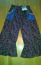 Matilda Jane Mediterranean ruffle pants 8 paint by numbers nwt