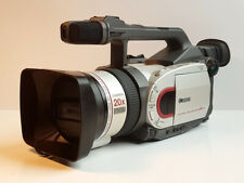 Canon XM1 MiniDV 3CCD camcorder with accessories