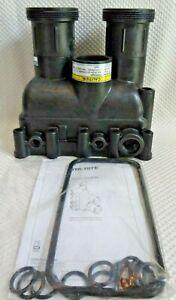 Sta-Rite Max-e-Therm SR200NA Heater Manifold Body w/ O-Rings