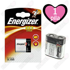 223 Energizer Pila 6V Litio photo per Fotografia 1 Batteria