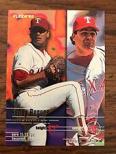 1995 Fleer Kenny Rogers Texas Rangers 296