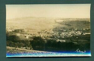 W R GAYS SERIES, S BRENT AERIAL VIEW,vintage postcard