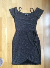 Black Sparkly Dress Size XS