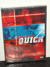 Quick (DVD) Teri Polo, Jeff Fahey, Robert Davi, Martin Donovan, Tia Carrere, NEW