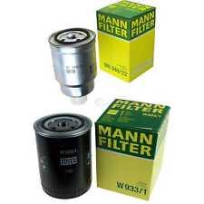 Mann-filter per Nissan Trade Box R20 2.7 Tdi 4WD F23 H41 H42 35 di 3.0 D