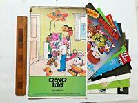 VINTAGE CRONER AUSTRALIA 1979 TOY FAIR CATALOGUE FOLDER PACK MARVEL COMIC HEROES