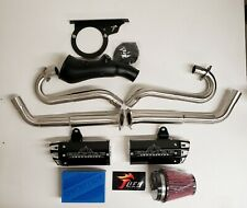 YAMAHA RAPTOR 700 Empire Industries Big 3 Power Package Dual Shorty Exhaust
