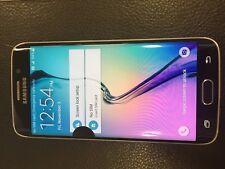 Samsung Galaxy S6 Edge SM-G925A - 32GB - Black Unlock (AT&T) Smartphone Used