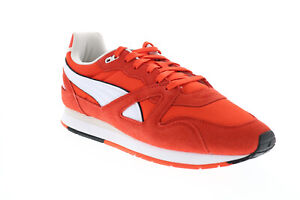 Puma Mirage Og 37297603 Mens Red Suede Lace Up Lifestyle Sneakers Shoes 10.5