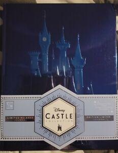 Brand New Disney Cinderella Castle Collection Journal Series 1/10