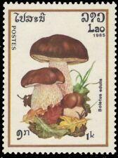 "LAOS 628 (Mi829) - Penny Bun Mushroom ""Boletus edulis"" (pf53509)"