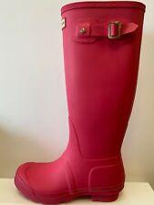 Hunter Original Tall Wellies Ladies UK 5 US 7 EUR 38 REF D245