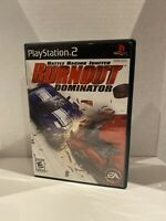 Burnout Dominator (Sony PlayStation 2, 2007)