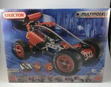 (New Sealed) Erecotor 7550 Multimodels Kids Metal Car Construction Building Toy