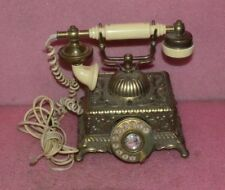 Vintage Corded Princess Rotary Phone Imperial Telephone.