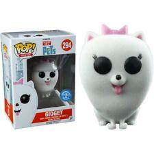 Funko Pop Movies 294 The Secret Life of Pets Gidget Flocked