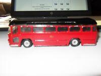 Vintage Budgie Midland Red Motorway Express London To Birmingham No 296