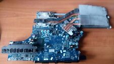 "Apple iMac 20"" 820-2143-A motherboard with cpu, ram, gpu and heat sink"
